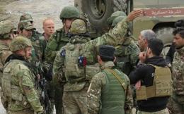 Mỹ tiếp tục chặn đoàn xe quân sự Nga ở miền Bắc Syria