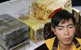 Bắt đối tượng vận chuyển 4 bánh heroin và 3 kg ma túy đá