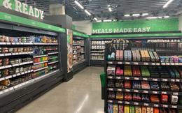 Bên trong cửa hàng thực phẩm không thu ngân đầu tiên của Amazon