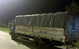 Phạt 17 triệu đồng tài xế xe tải đi ngược chiều cao tốc Hà Nội - Hải Phòng