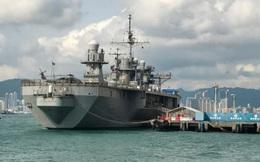 Nhiều tàu hải quân Mỹ phải tự cách ly ngoài khơi