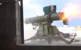 [ẢNH] Xe tăng quân đội Syria sẽ bốc cháy hàng loạt vì sai lầm chết người của họ