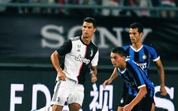 Nóng: Vì dịch Covid-19, trận thư hùng giữa Juventus và Inter Milan chính thức bị hoãn