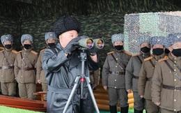 Nhà lãnh đạo Kim tái xuất: Chỉ đạo chống Covid-19, giám sát tập trận quân sự