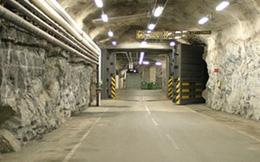 Bí ẩn căn cứ hải quân ngầm lớn nhất thế giới