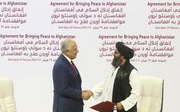 """Thỏa thuận hòa bình lịch sử Mỹ-Taliban: """"Hoa hồng và chim bồ câu"""" không thể xuất hiện chỉ sau một đêm!"""