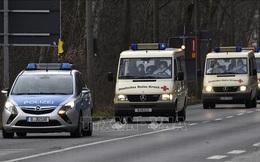 Số ca nhiễm virus SARS-CoV-2 tại Đức tăng gấp đôi lên 117 ca