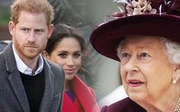 """Meghan Markle dính nghi vấn """"quát mắng"""" chồng sau khi nhận cú đánh chí mạng và có màn đáp trả đối với Nữ hoàng Anh"""
