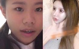 """Nghiện phẫu thuật thẩm mỹ từ năm 13 tuổi, thiếu nữ khiến cộng đồng mạng """"tá hỏa"""" khi công khai những bức ảnh xinh đẹp nhất của mình"""