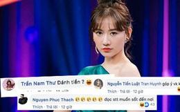 """Hari Won bị cả dàn sao Việt nhắc nhở vì viết sai nghĩa tiếng Việt """"chút xíu"""", đến Trấn Thành cũng phải cạn lời vì vợ"""