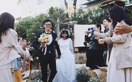 """Đám cưới """"tự tay làm hết"""" của cặp đôi Đà Lạt gây xôn xao MXH: Cho khách ngồi lên rơm, đến chung vui còn có quà handmade mang về"""