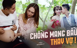 Câu chuyện đằng sau của người chồng Việt Nam đầu tiên mang thai thay cho vợ, quyết sinh thường vì mong muốn mọi thứ tốt nhất cho con