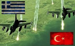 """[ẢNH] Thổ Nhĩ Kỳ bất ngờ bị đồng minh NATO """"đâm sau lưng"""" trong cuộc chiến tại Syria"""