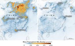 Lượng khí thải nhà kính tại Trung Quốc sụt giảm đáng kể, sau khi dịch bệnh virus Covid-19 bùng phát