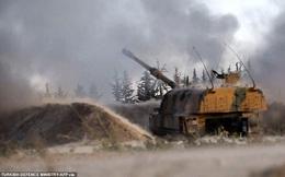 Thổ Nhĩ Kỳ trút đòn cuồng nộ xuống Syria, quân Assad tổn thất nặng nề