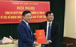 Bổ nhiệm loạt nhân sự mới tại các tỉnh Hà Tĩnh, Ninh Thuận, Hải Dương