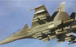 Tiêm kích Su-30 tăng khả năng mang bom bằng cách nào?