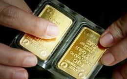 Giá vàng tiếp tục đi lên