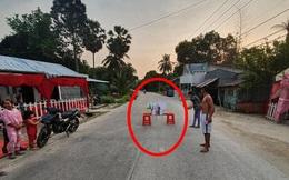 """Đám cưới Kiên Giang được dân mạng share ảnh nhiệt tình nhưng nhìn đâu cũng thấy """"điều sai trái"""" vì chi tiết ảnh cưới của cô dâu, chú rể"""