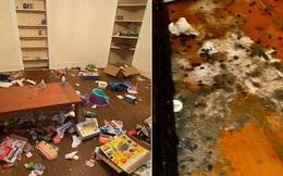 """Được vài đồng tiền thuê 6 tháng, chủ trọ phát hoảng khi nhìn thấy nhà mình như bãi rác, ấm ức chi hơn 200 triệu để dọn """"chiến trường"""""""