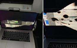Khách ngồi trước ngả ghế làm vỡ tan màn hình MacBook, thanh niên đăng đàn kể khổ khiến dân mạng nổi lên tranh cãi