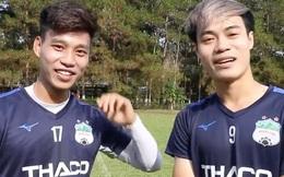 Xuân Trường tự cách ly 14 ngày khi trở về từ Hàn Quốc, Văn Toàn và Văn Thanh làm hẳn video hỏi thăm rồi cà khịa cực lầy