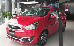 Mitsubishi Mirage và Attrage giảm giá sâu dọn kho tại đại lý, đón đầu bản nâng cấp 2020 về Việt Nam