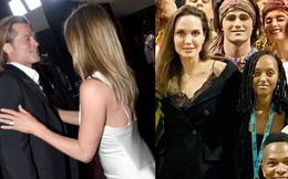 Angelina Jolie có động thái đầu tiên sau khi Brad Pitt dính tin đồn tái hợp cùng vợ cũ Jennifer Aniston