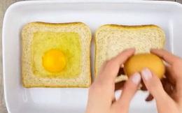 Bữa sáng chuẩn chỉnh dành cho người lười: Nhanh - gọn - ngon lại cực cool