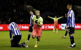 Manchester City chật vật vào tứ kết FA Cup