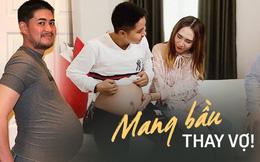 """Người đàn ông Việt Nam mang thai từng tiết lộ """"chuyện phòng the"""" và nguồn cảm hứng đặc biệt để quyết sinh con, cô vợ xúc động chia sẻ: """"Chỉ chờ ngày bố tròn con vuông"""""""