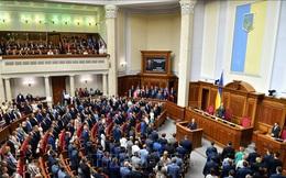Quốc hội Ukraine bổ nhiệm Thủ tướng mới, thông qua danh sách nội các