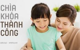 Nếu muốn con thành công trong cuộc sống và được nhiều người yêu quý, ngay từ nhỏ bố mẹ hãy dạy nói câu này mỗi ngày