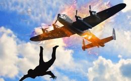 Phi công rơi 5.500m không dù nhưng sống sót kỳ diệu