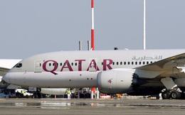 """Hai máy bay đến Qatar suýt thành """"lá chắn sống"""" cho chiến đấu cơ của Israel"""