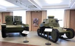 Thăm bảo tàng vũ khí độc đáo ở Yekaterinburg, Nga