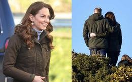 Dư luận xôn xao trước tin Công nương Kate mang bầu lần 4 với một loạt dấu hiệu bất thường trong chuyến công du mới nhất