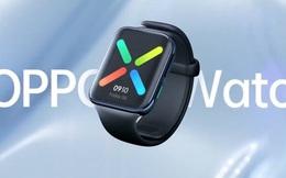 OPPO Watch ra mắt: Thiết kế giống Apple Watch, hỗ trợ eSIM, sạc nhanh VOOC, giá từ 5 triệu đồng