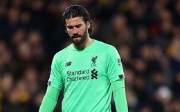 Liverpool gặp 'đại họa' trước 2 trận đấu quyết định
