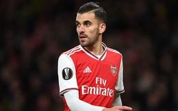 Arsenal tống tiễn Ceballos, bạo chi vì 'người thừa' của Man City