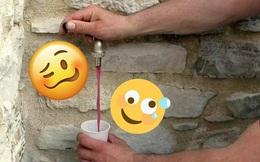 Vòi nước ở ngôi làng Ý tự dưng chảy ra rượu vang khiến dân hứng lấy hứng để