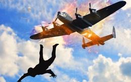 Phi công rơi 5.500m không dù vẫn sống sót kỳ diệu