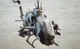 """[ẢNH] Thổ Nhĩ Kỳ cho """"rắn hổ mang"""" AH-1W vào tìm diệt xe tăng T-90 Syria?"""
