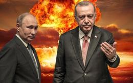 """Nga để mặc Thổ Nhĩ Kỳ """"đánh rát"""" ở Idlib trước khi chốt hạ chiến thắng: Lý do thực sự được tiết lộ là gì?"""