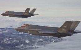Biên đội máy bay chiến đấu Nga rút lui sau khi bị F-35 áp sát