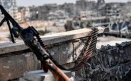 Chiến sự Syria: Bí mật trong kho vũ khí lớn của phiến quân mới được phát hiện ở Idlib