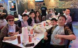 Chuyện hiếm gặp, Trizzie Phương Trinh đưa bạn trai kém tuổi đi ăn uống cùng gia đình chồng cũ Bằng Kiều