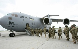 Mỹ chính thức rút hàng trăm binh sĩ đầu tiên khỏi Afghanistan