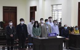 5 cán bộ Thanh tra tỉnh Thanh Hóa nhận hối lộ hầu tòa
