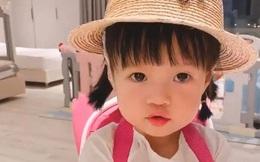 Lâu lắm mới thấy Đặng Thu Thảo khoe con gái, nào ngờ cô bé đã lớn lại còn xinh như búp bê thế này